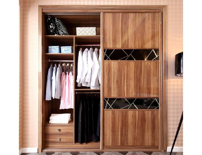 What materials are good for wardrobes?