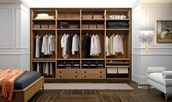 Different kinds of wardrobes Made In China