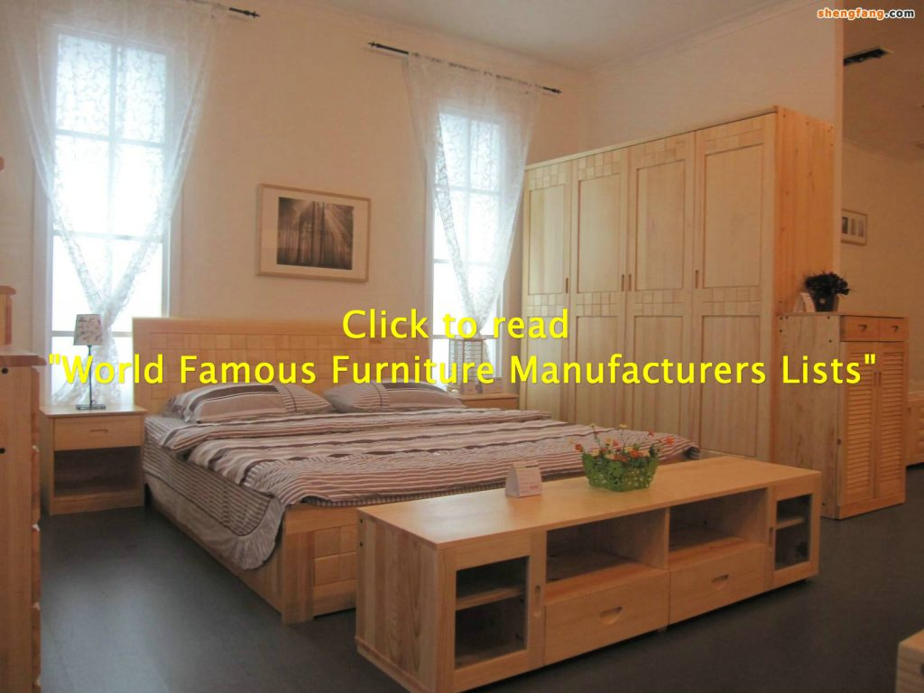 Furniture Manufacturers Lists